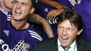 Андерлехт стана шампион на Белгия