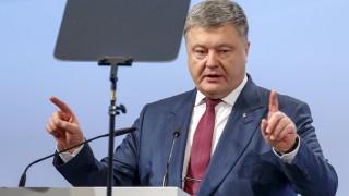 Порошенко настоя НАТО и ЕС да приемат Украйна въпреки Русия