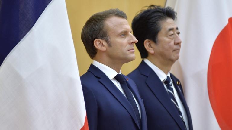 Франция няма да приеме окончателно комюнике от срещата на Г-20,