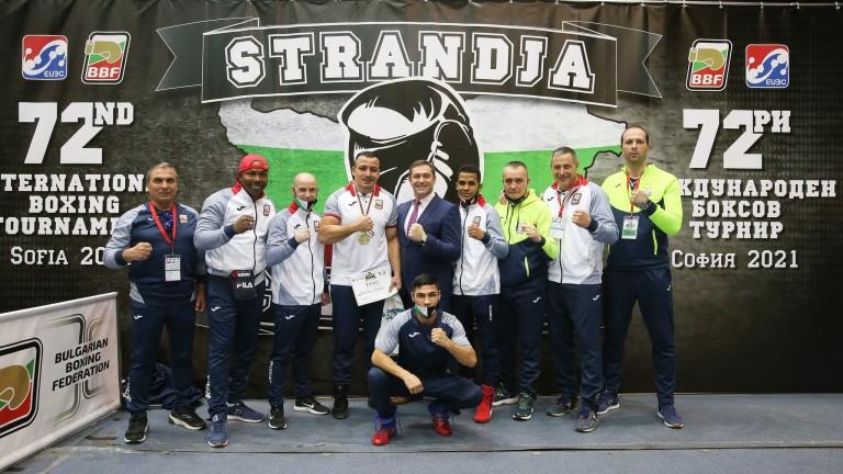 България зае първо място в класирането по медали след края
