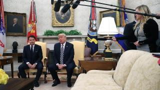 Тръмп похвали твърдата миграционна политика на Италия