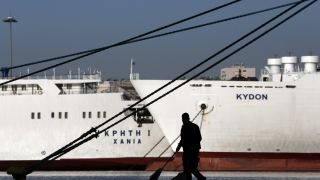 Китайска компания ще управлява гръцкото пристанище Пирея