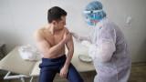 Владимир Зеленски се ваксинира на фронта в Източна Украйна