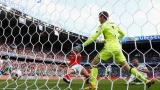 Уелс надхитри Северна Ирландия и е сред осемте най-добри на Евро 2016