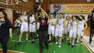 Шампионът Хасково се разпадна и напусна първенството