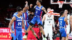 Доминикана изхвърли Германия от Световното по баскетбол