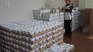 Българи в нужда получиха над 32 тона храни по европрограми