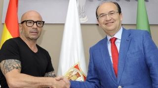 Сампаоли тайничко се надява за Барселона