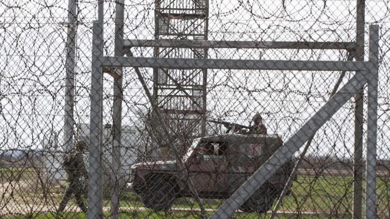Самоделна бомба рани руско-турски патрул в Сирия