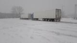 Североизточна България остава в снежен капан