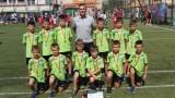Децата на Черно море с бронзови медали от турнир в Бургас