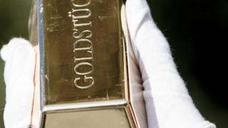 11 113.6 тройунции злато е придобила БНБ