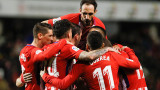 Атлетико (Мадрид) спечели гостуването си на Леида с 4:0