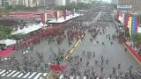 """Бунтовниците """"Войниците с фланелки"""" поеха отговорност за опита за атентат срещу Мадуро"""