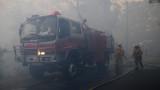 Няма данни за пострадали български граждани при пожара в Одеса