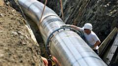Газовият интерконектор с Румъния отложен за края на годината