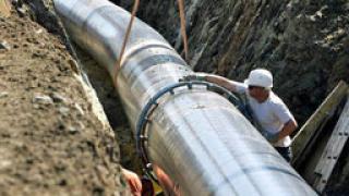 Парите от ЕК не стигат за газовата връзка с Гърция