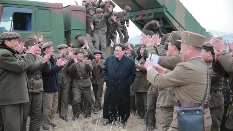 Северна Корея можела да монтира ядрена бойна глава на ракета със среден обсег