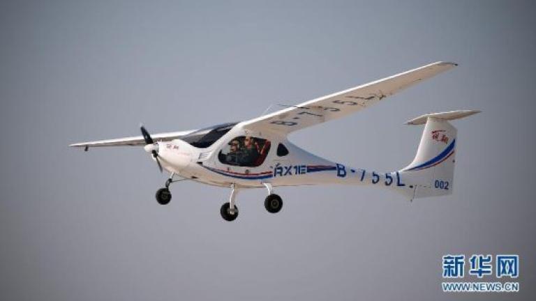Китай стана третата страна, тествала самолет на водородно гориво