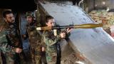 """Вкараните от САЩ оръжия в Сирия бързо попаднали в ръцете на """"Ислямска държава"""""""