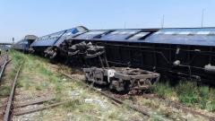 Тежка катастрофа с влак в Египет, петима души загинаха
