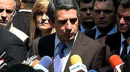 Плевнелиев поздрави българите в Македония за Илинденското въстание