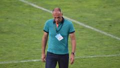 Антони Здравков: Доволен съм от играта на отбора, но само до 5:0...