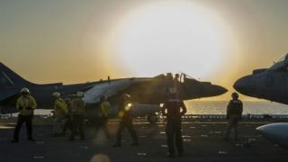 ВВС на САЩ и Русия проведоха военни учения над Сирия