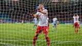 РБ Лайпциг и Монако завършиха при равен резултат 1:1