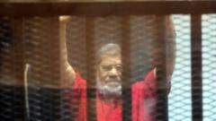 Окончателно осъдиха на 20 г. затвор бившия египетски президент Мохамед Морси