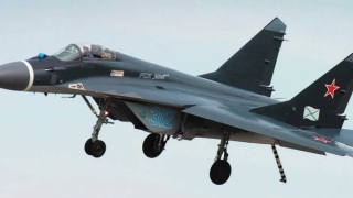 Какво представлява МиГ-29К?