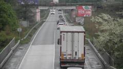 Трафикът към големите градове се засилва