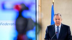 Лавров: САЩ обучават Европа да използва тактически оръжия срещу Русия