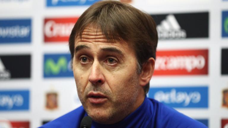 Лопетеги: Усещам силата на Реал (Мадрид)