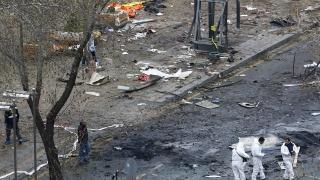 ПКК - основният заподозрян за атентата в Анкара