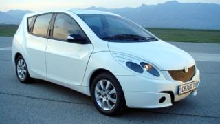Пускат първия български автомобил за Гергьовден