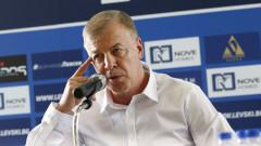 Наско Сираков разкрива плановете за спасение на Левски