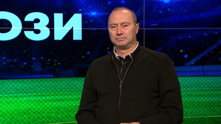 Емил Велев: Все по-малко левскари има в Левски