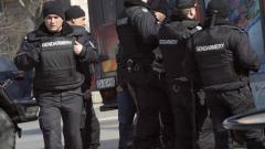 Сериозно полицейско присъствие на Литекс-Левски