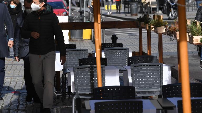 Икономиката на Италия отчете ръст от 16,1% през третото тримесечие