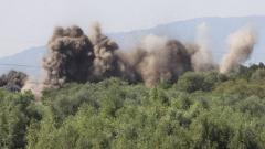 540 дка водни площи край Челопечене пълни с невзривени боеприпаси