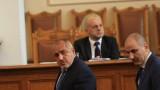 Борисов изпрати Ананиев при депутатите по темата за донорството