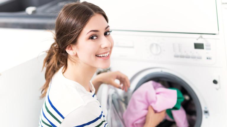 Трябва ли да спрем да перем дрехите си