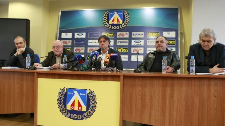 Бивш член на УС на Левски: Батков беше космос спрямо Иво Тонев и Спас Русев!