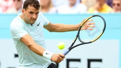Григор Димитров може да пропусне заключителния турнир на ATP