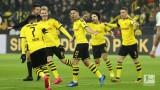 Борусия (Дортмунд) вкара 5 гола на Кьолн, Халанд явно няма намерение да сваля предавката