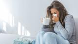 Разликата между симптомите на грип и коронавирус