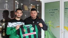 Нефтохимик подписа с нови двама футболисти