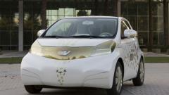 Toyota пуска електрическа версия на iQ (галерия)