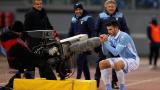 Лацио отстрани Дженоа и е на четвъртфинал за Купата на Италия
